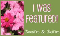 I Was Featured on Doodles & Doilies