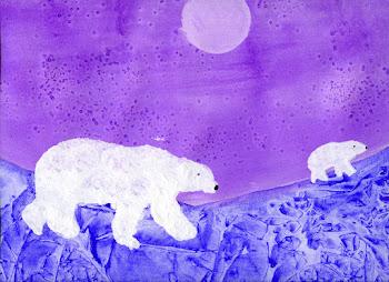 Polar Bear Stencils