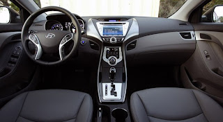 Hyundai Elantra Interior The New Car In 2011