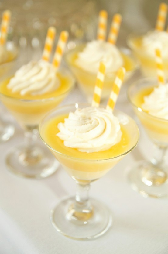 Wedology by dejanae events a spin on wedding event desserts for Mini martini glass dessert recipes