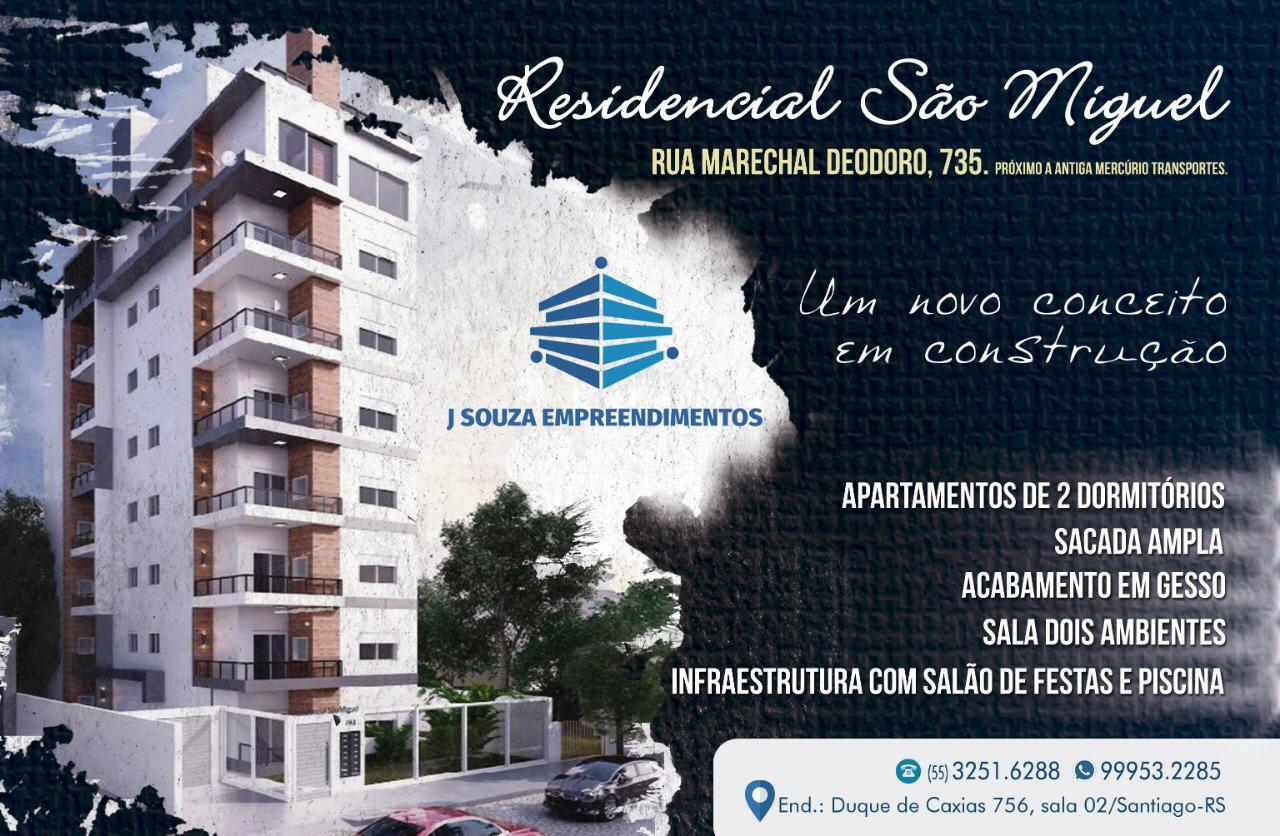Apartamentos para venda em Santiago