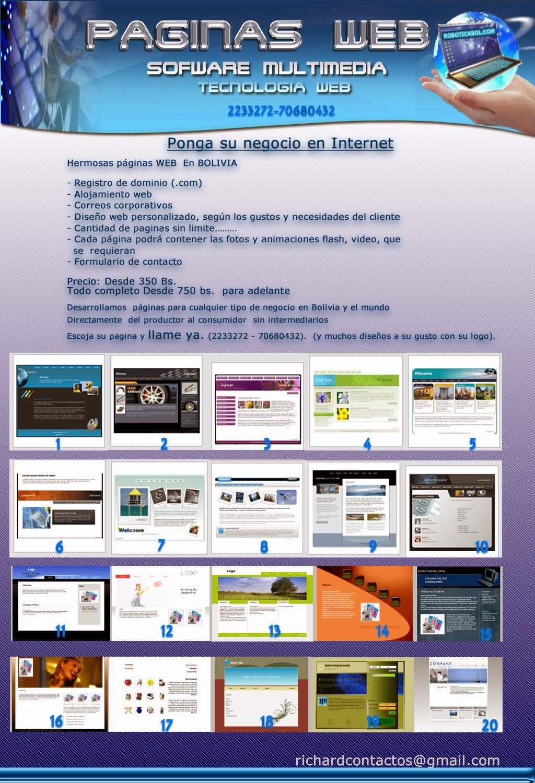 Web La Paz