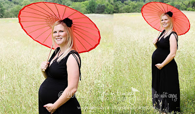 Triad Maternity Photographer | Winston Salem Prenatal Photography by Fantasy Photography, LLC