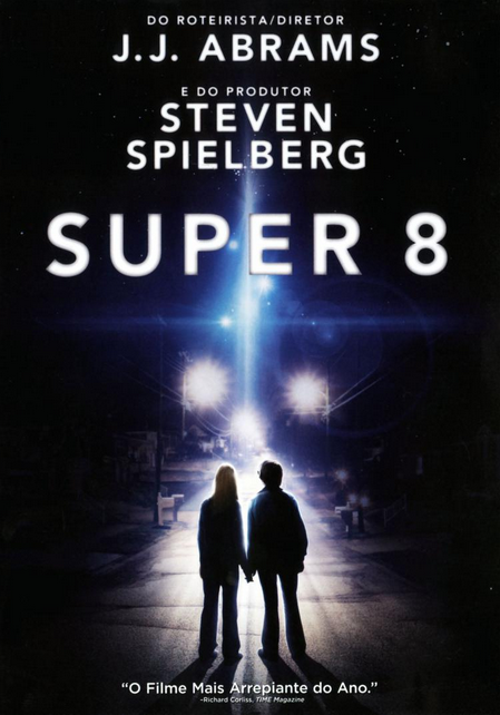 Filme Super 8 Dublado AVI BDRip