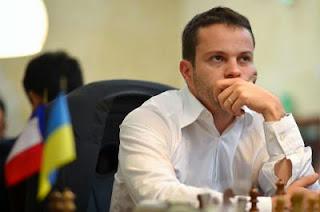 Ronde 8 : Ruslan Ponomariov (2756) 0-1 Etienne Bacrot (2723) © site officiel
