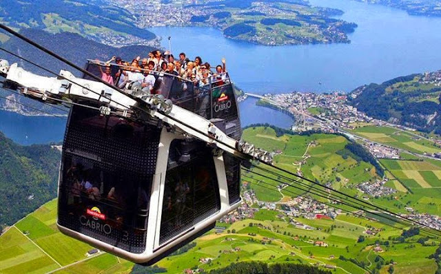 places to go on a cable car ride