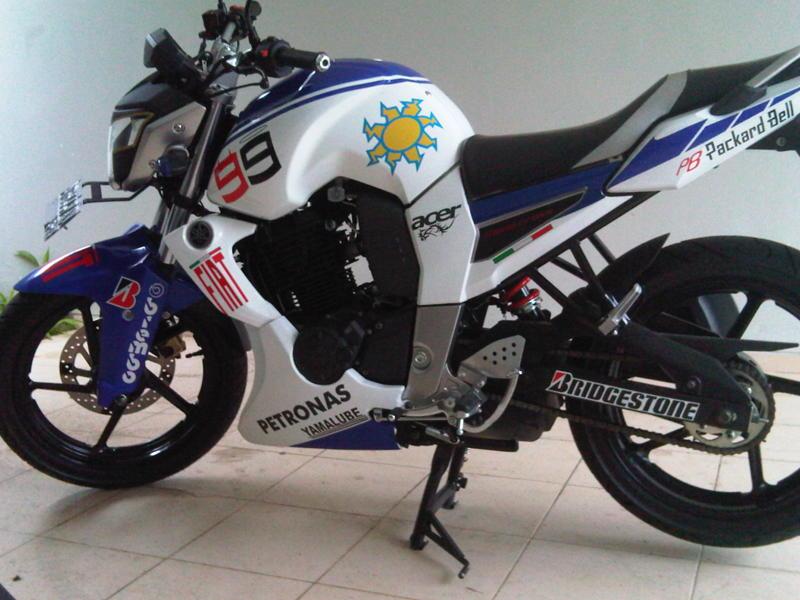 Modifikasi Motor Yamaha 2016 Foto Modifikasi Motor Yamaha