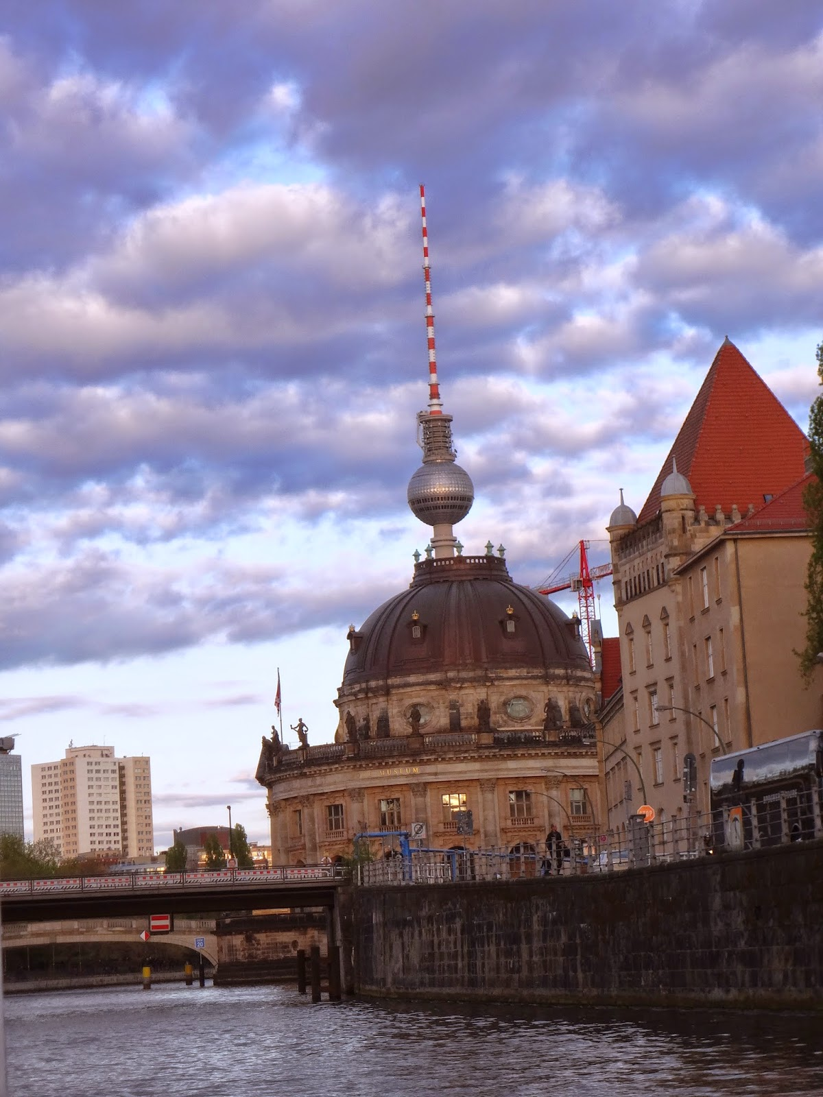 Berlin Express cruise