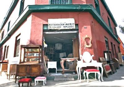 La silla chic conociendo lugares - Muebles martin los barrios ...