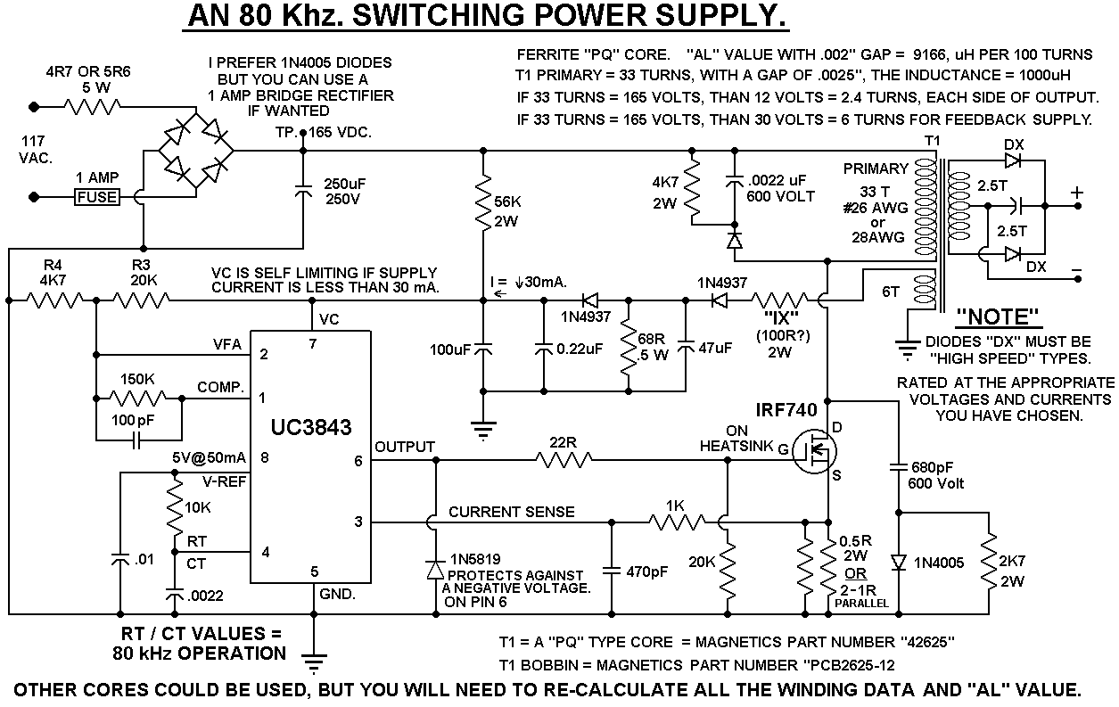 Smps Circuit Diagram With Explanation Pdf And Pwm Motor Speed Controller Using Ic556 Homemade Dc Ne555