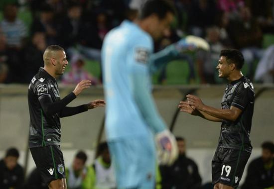 Rio Ave 1 x 2 Sporting CP - Campeonato Português 2015/16