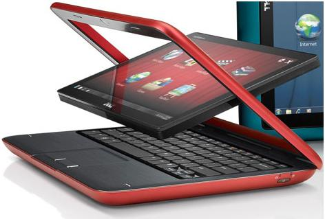 Future Computer Technology: Dell Inspiron Duo Tablet