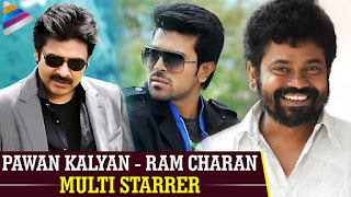 Pawan Kalyan - Ram Charan Multi Starrer Movie | Sukumar Next Film