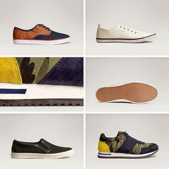 H&M Men's Shoe Guide Fall 2014