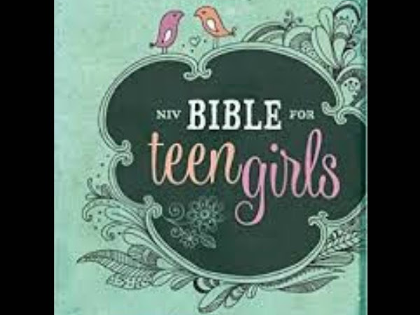 NIV Bible for Teens GIVEAWAY