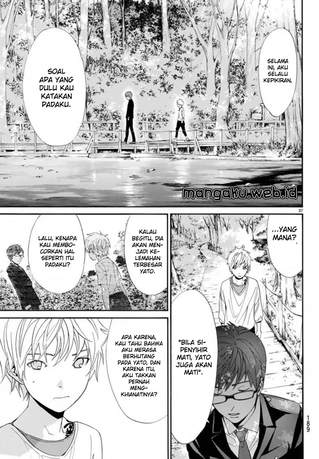 Noragami Chapter 55-35