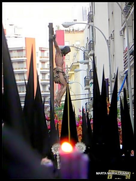 Salida Hermandad de Pasión y Muerte 2014 Semana Santa Viernes de Dolores  José Antonio Navarro Arteaga