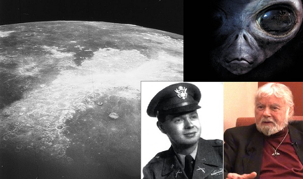 Επιστήμονας της NASA: Κάποιος άλλος είναι στο φεγγάρι.