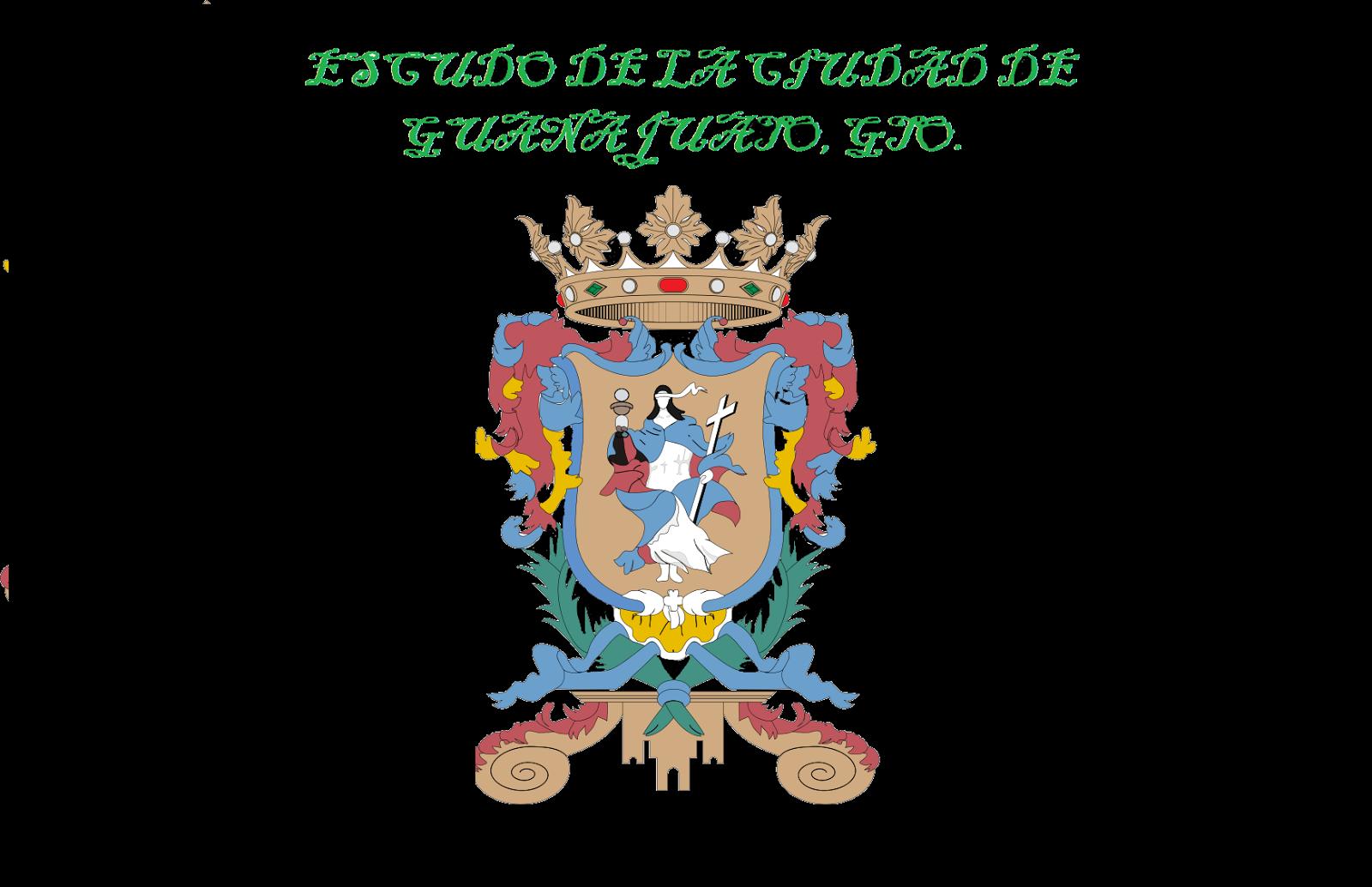 Caminado por Guanajuato.: SIGNIFICADO DEL ESCUDO DEL ESTADO DE ...