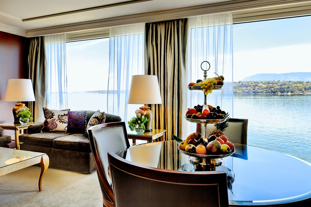 Hotel President Passion For Luxury The Hotel President Wilson Pure Luxury In Geneva