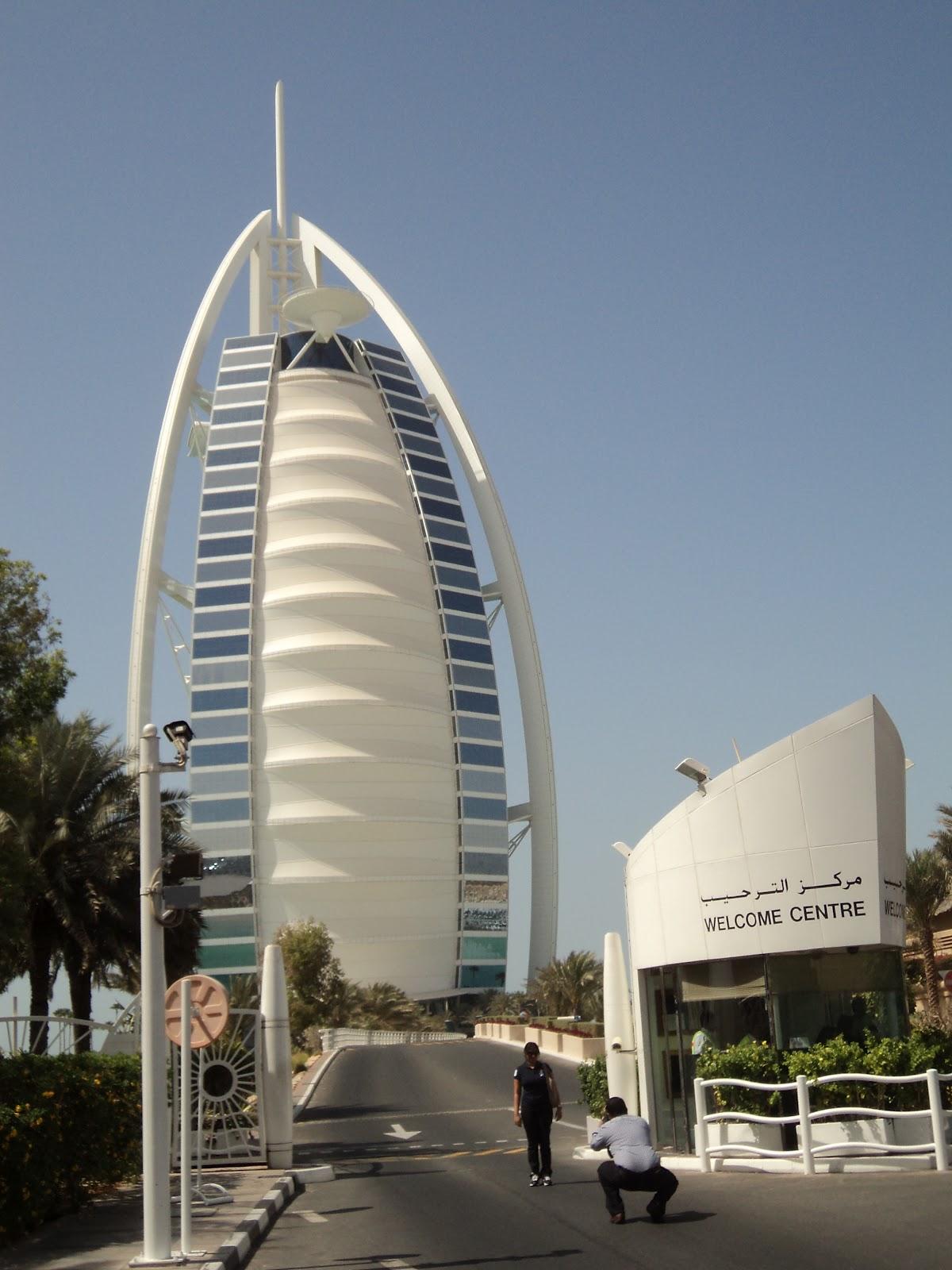 Oriental Adventures Burj Al Arab
