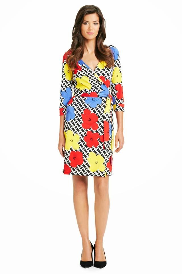 Diane von Furstenberg Wrap Dresses, DVF Wrap Dresses ...