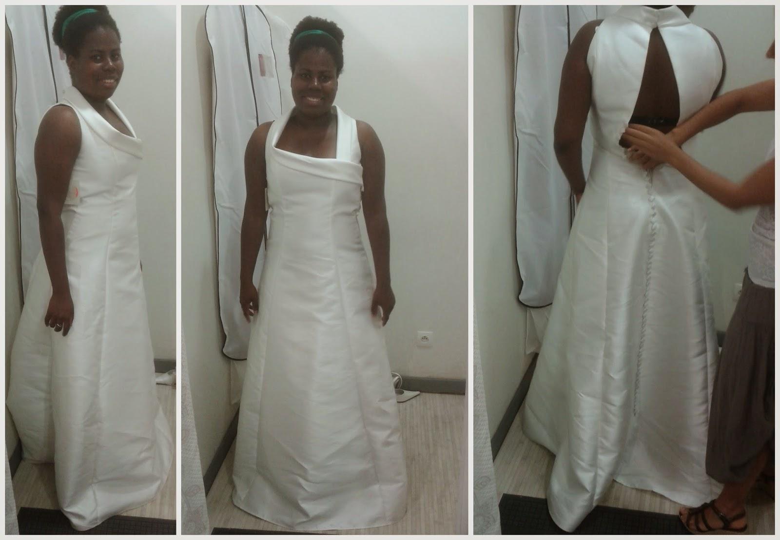 Tutoriel couture robe de mariee for Patron de robe de mariée