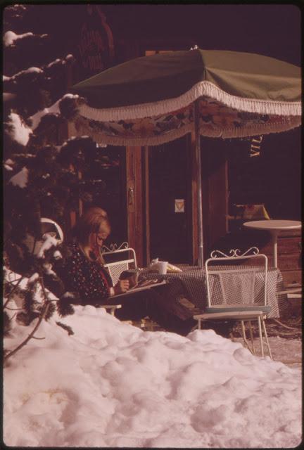 Ski en Aspen, Colorado (1974)