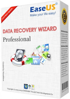 Easeus Data Recovery Wizard Professional 7.5 Crack With Serial Key Full Version Free Download
