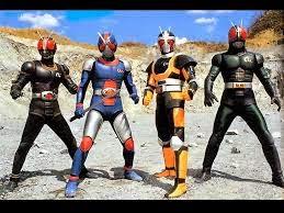 Phim Siêu Nhân Kamen Rider Black RX