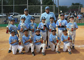 2nd Place - 8U San Marcos Slug Fest, Sept 2011