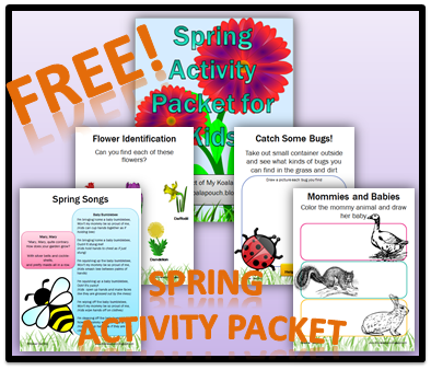 http://mykoalapouch.blogspot.com/2014/03/freebie-spring-activity-packet.html