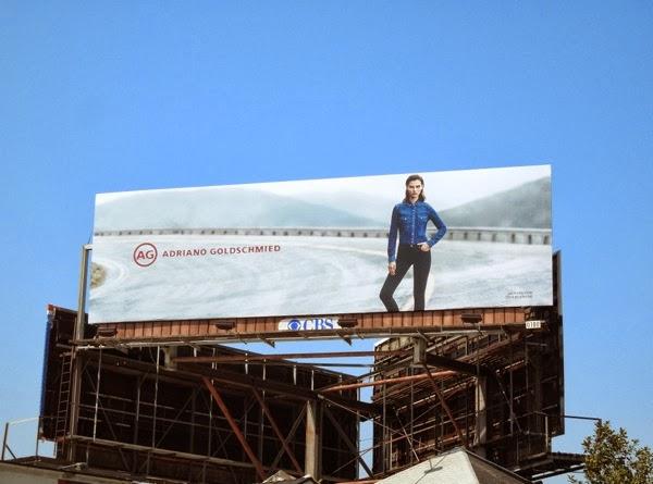 Adriano Goldschmeid FW13 billboard
