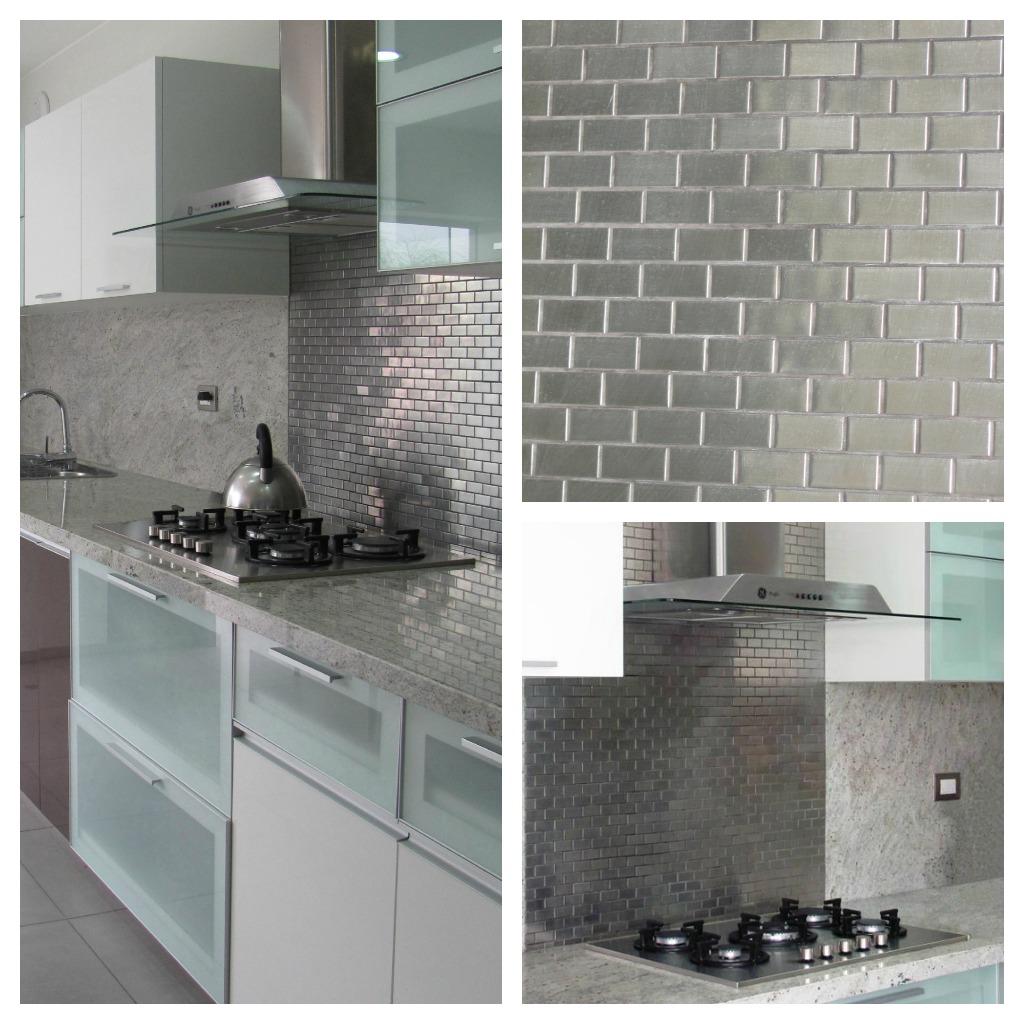 Dubrasen dise o interior revestimiento de paredes - Revestimientos para paredes de cocina ...