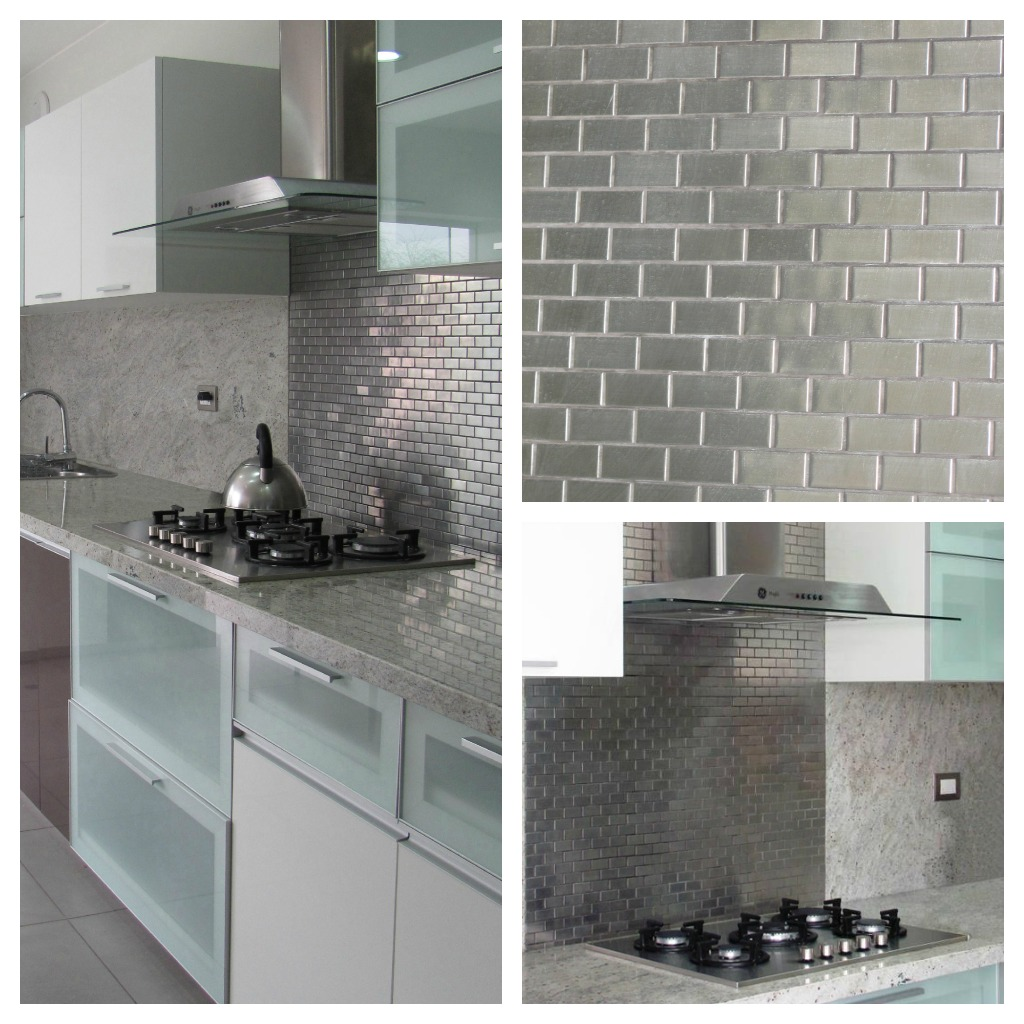 Dubrasen dise o interior revestimiento de paredes - Revestimientos de cocinas modernas ...