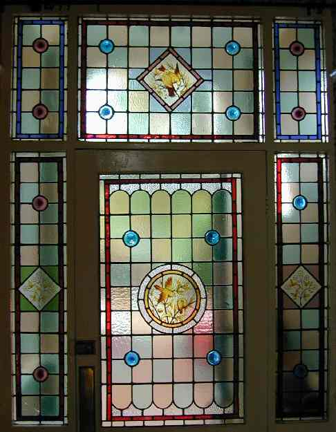 Romany Soup Stained Glass