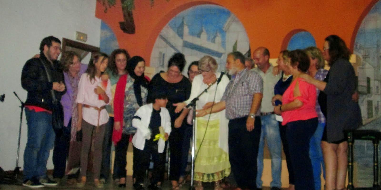 25 ANIVERSARIO REVISTA AZAHAR, CONIL, 2014