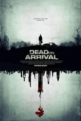 Dead On Arrival 2017 DVD R1 NTSC Sub