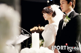 wonder girls sunye wedding ceremony pictures 7
