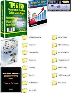 Kumpulan Ebook Adsense