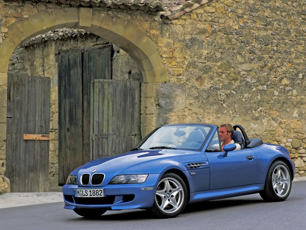 Wallpaper Bmw Z3 Coupe Free Download Wallpaper