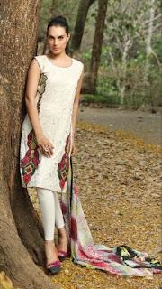 LatestLawnCollection2013 201428129 - Nadia Hussain Lawn 2013 Magazine by Shariq Textiles