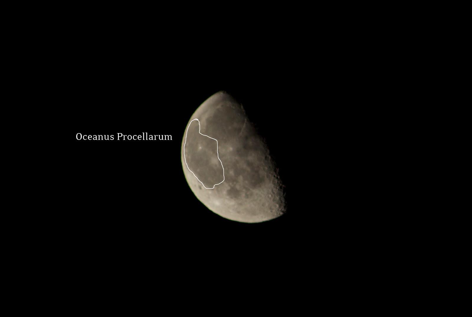 Oceanus Procellarium
