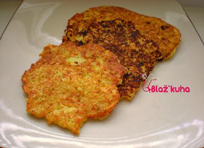 krompir, krompirjevi polpeti, zelenjavni polpeti, recept za zelenjavne polpete, receptura za krompirjeve polpete