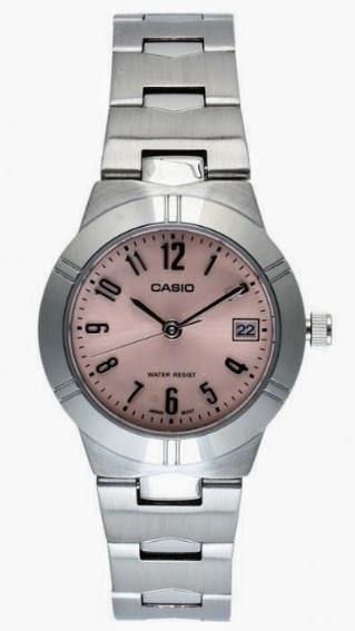 Jam Tangan Wanita Casio LTP-1241D-4A3DF