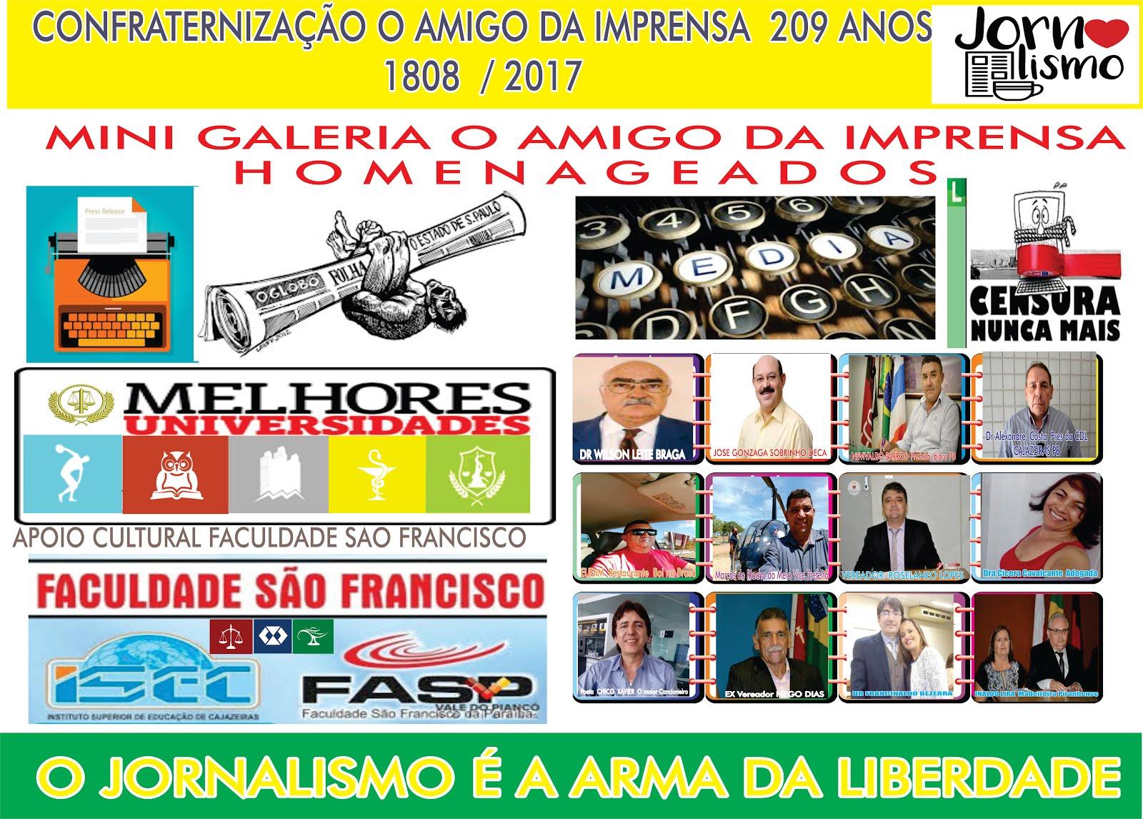 01) GALERIA  EX GOVERNADOR  WILSON  LEITE BRAGA