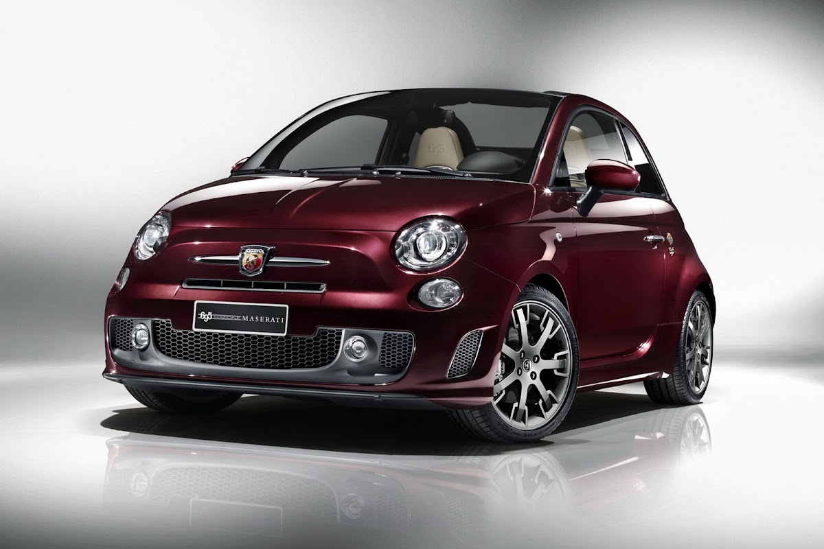 Abarth 695 Maserati edition UK prices