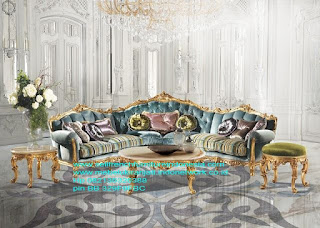 Mebel ukir jepara,Sofa ukir jepara Jual furniture mebel ukir jepara sofa tamu klasik jati antik cat duco jepara mebel jati ukir jepara code SFTM-22022 sofa tamu Louis ukir jepara,mebel jepara