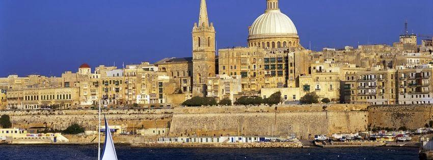 Couverture facebook beauté de malta