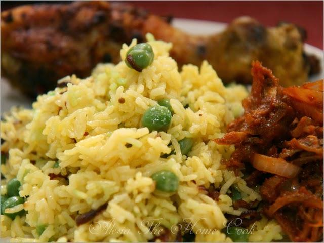 resep cara membuat nasi briyani enak